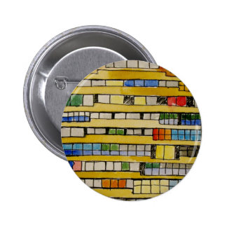 windows 6 cm round badge