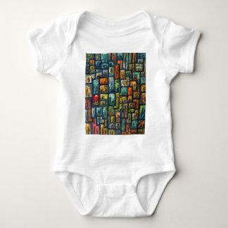 WINDOWS ART 40F.01 BABY BODYSUIT