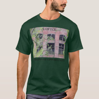 Windows of Opportunity Massachusetts Mills Shirt