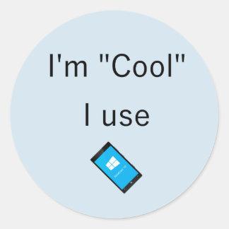 Windows Phone Sticker