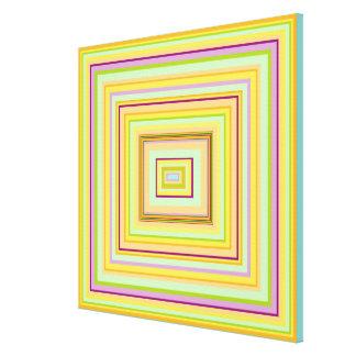 Windows Within, Decorative, Philosophical, medium Canvas Print