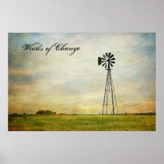 Winds of Change Photo Print