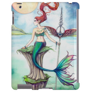 Winds of Ireland Mermaid Fantasy Art