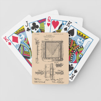 Windshield Wipers, Mary Anderson, Inventor Bicycle Playing Cards