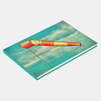 Windsock Guest Book