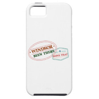 Windsor Been there done that iPhone 5 Case