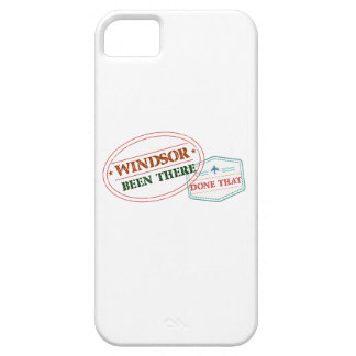 Windsor Been there done that iPhone 5 Covers