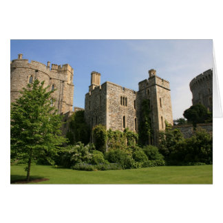 Windsor Castle Card