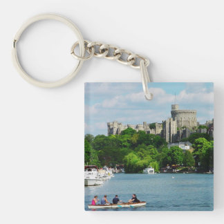 Windsor Castle from the Thames Key Ring