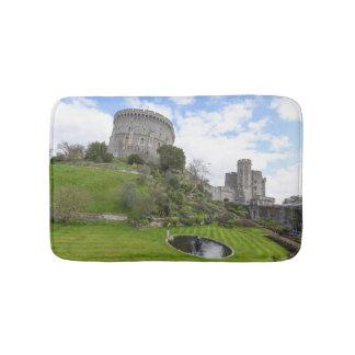 Windsor Castle in England Bath Mats