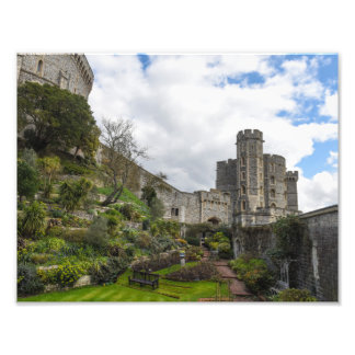 Windsor Castle in England Photo Print
