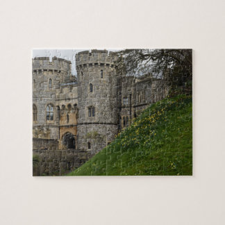 Windsor Castle in Windsor England Jigsaw Puzzle
