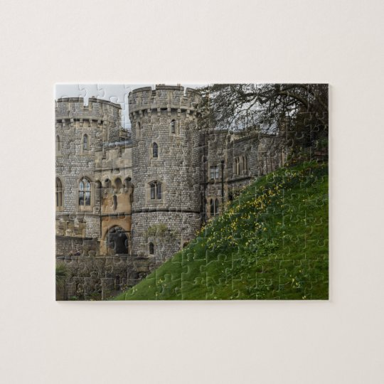 Windsor Castle in Windsor England Jigsaw Puzzle