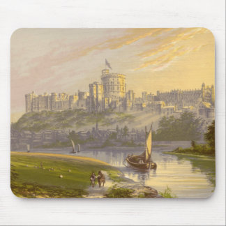 Windsor Castle, The Royal Residence Mouse Pad