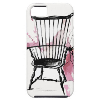 Windsor Chair Tough iPhone 5 Case