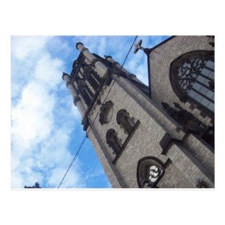 Windsor, Ontario Church Postcard