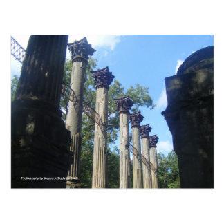 WIndsor Ruins Postcard