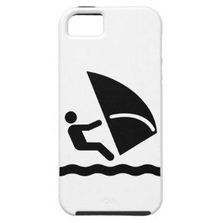 Windsurf Symbol iPhone 5 Cases
