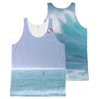 Windsurfer All-Over Print Tank Top