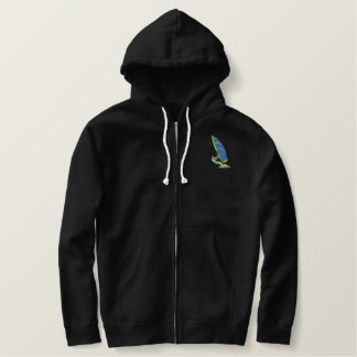 Windsurfer Embroidered Hoodie