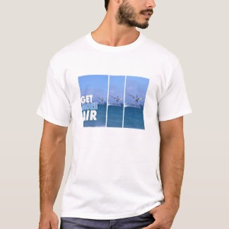 Windsurfer in the Air T-Shirt