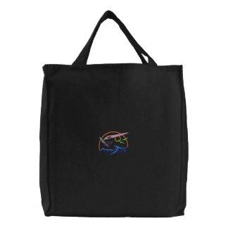 Windsurfer Logo Canvas Bags