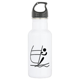 Windsurfing 532 Ml Water Bottle