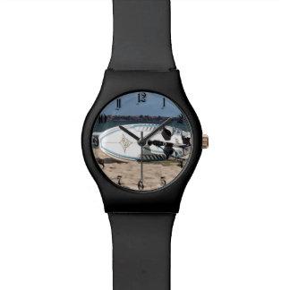 Windsurfing board watch