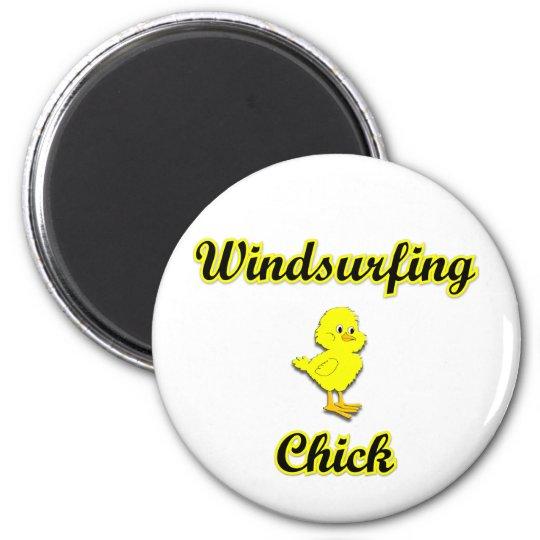 Windsurfing Chick Magnet