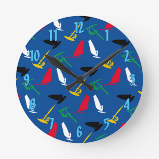 Windsurfing Clock