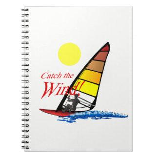 Windsurfing Notebooks