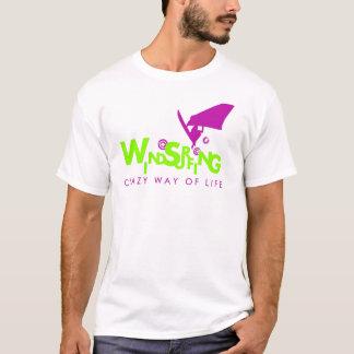 Windsurfing t-shirt - windsurfing extreme rider