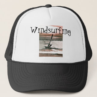 WINDSURFING TRUCKER HAT