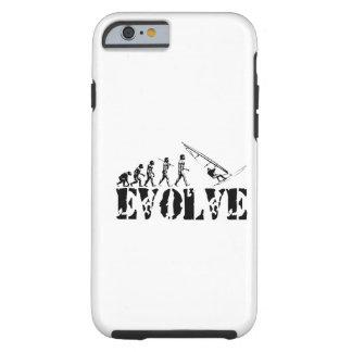 Windsurfing Windsurf Evolution Sport Art Tough iPhone 6 Case
