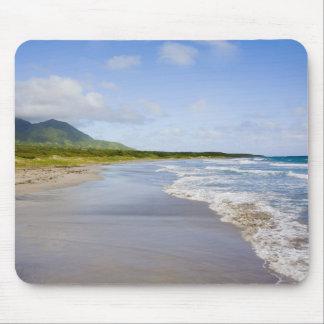 Windward Beach, Nevis Mouse Pad