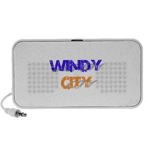 Windy City Laptop Speakers