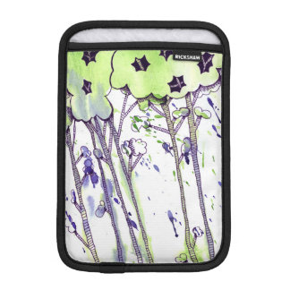 Windy Day iPad Mini Sleeve