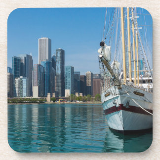 Windy Sailing Drink Coaster