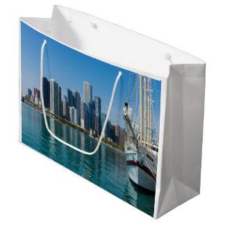 Windy Sailing Large Gift Bag