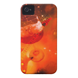 Wine and music are essential in our celebration. Case-Mate iPhone 4 case