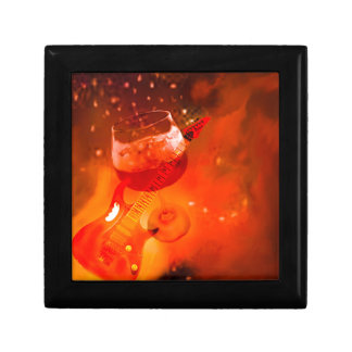 Wine and music are essential in our celebration. gift box
