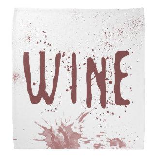Wine Bandanas