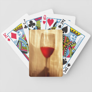Wine Bicycle® Poker Playing Cards
