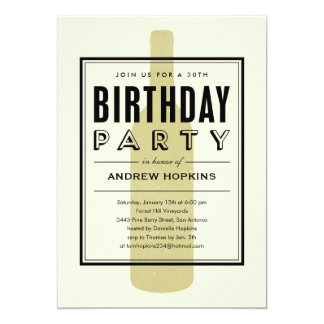 Browse Zazzle Adult Birthday invitation templates and customise with your own text, photos or designs.