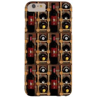 Wine Bottles in Rack iPhone 6 Plus Case
