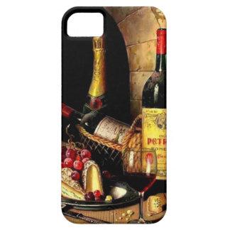wine bottles iphone case