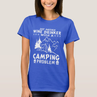 Wine & Camping T-Shirt