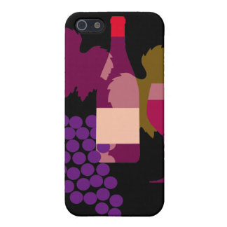 Wine Case For iPhone 5/5S