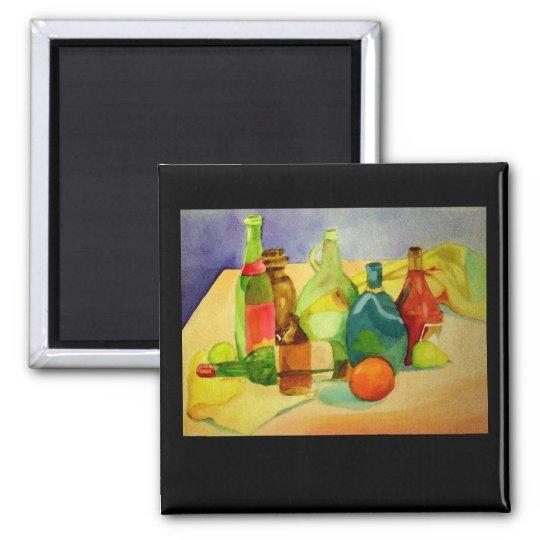Wine Cellar Magnet