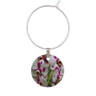 Wine Charm - Orchid